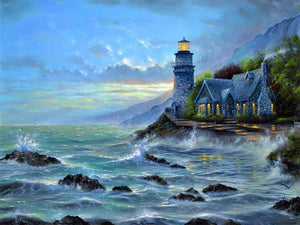 Diamond Painting Lighthouse Kits