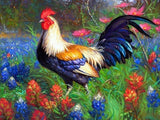 Diamond Painting Chicken  Kit