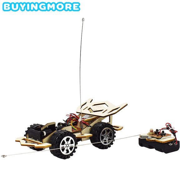 Remote Control Phantom Racing Model Kit