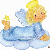 Diamond Painting Angel Diamond Kit