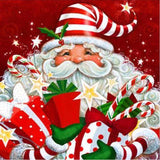 Diamond Painting Christmas Cartoon  Kit