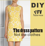 Dresses Sewing Pattern
