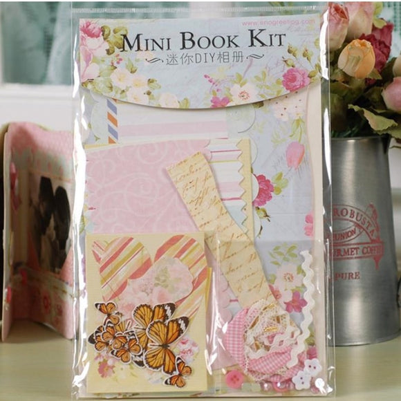 Mini  Butterfly Design Scrapbook