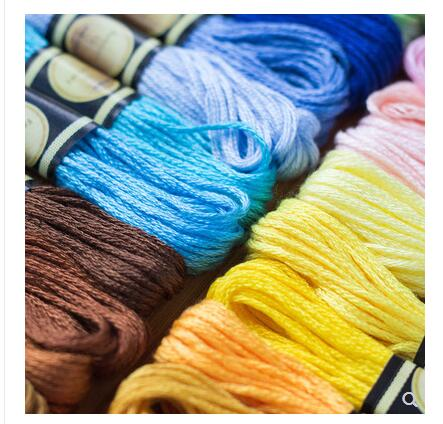 24/36/50 Colors Embroidery thread  Kit D