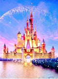 "Diamond Painting ""Castle scenery""  Kits"