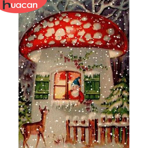 Diamond Painting  Christmas  Kit