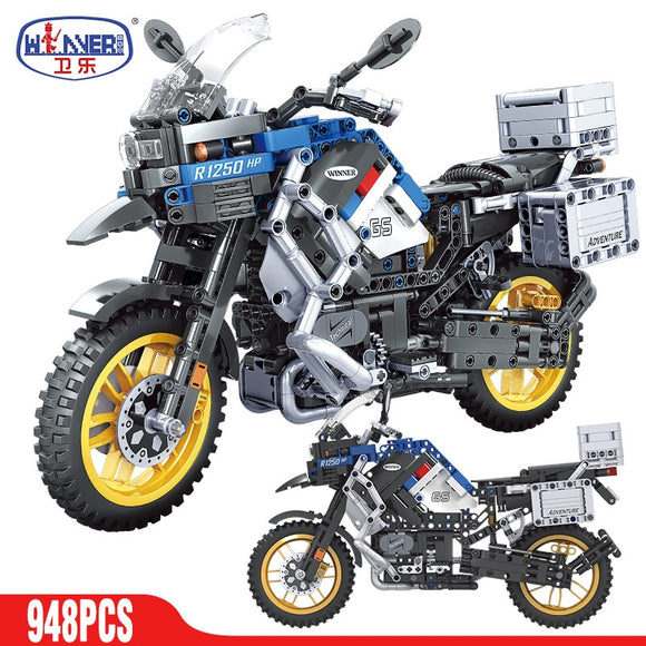 Motorcycle  Model  Kits
