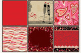 Valentine's Day Gift Keepsake Scrapbook