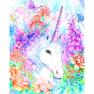 Unicorn Diamond Painting Kit