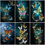 Diamond Painting Butterfly