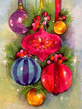 "Diamond Painting ""Christmas Bell Tree"""