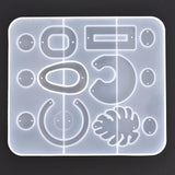 Earring Pendant Resin Molds
