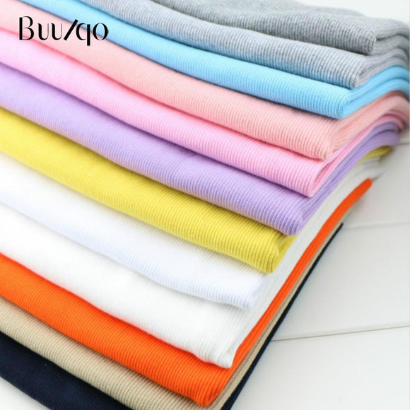 Cotton Elastic Rib