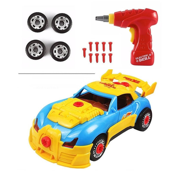 Take Apart Toy Racing Car Kit