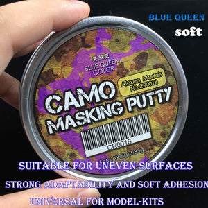 UNIVERSAL FOR KITS,  CAMO  Putty