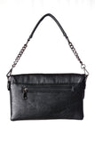 Black stylish handbag