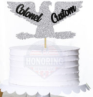 Colonel Cake Topper/Centerpiece