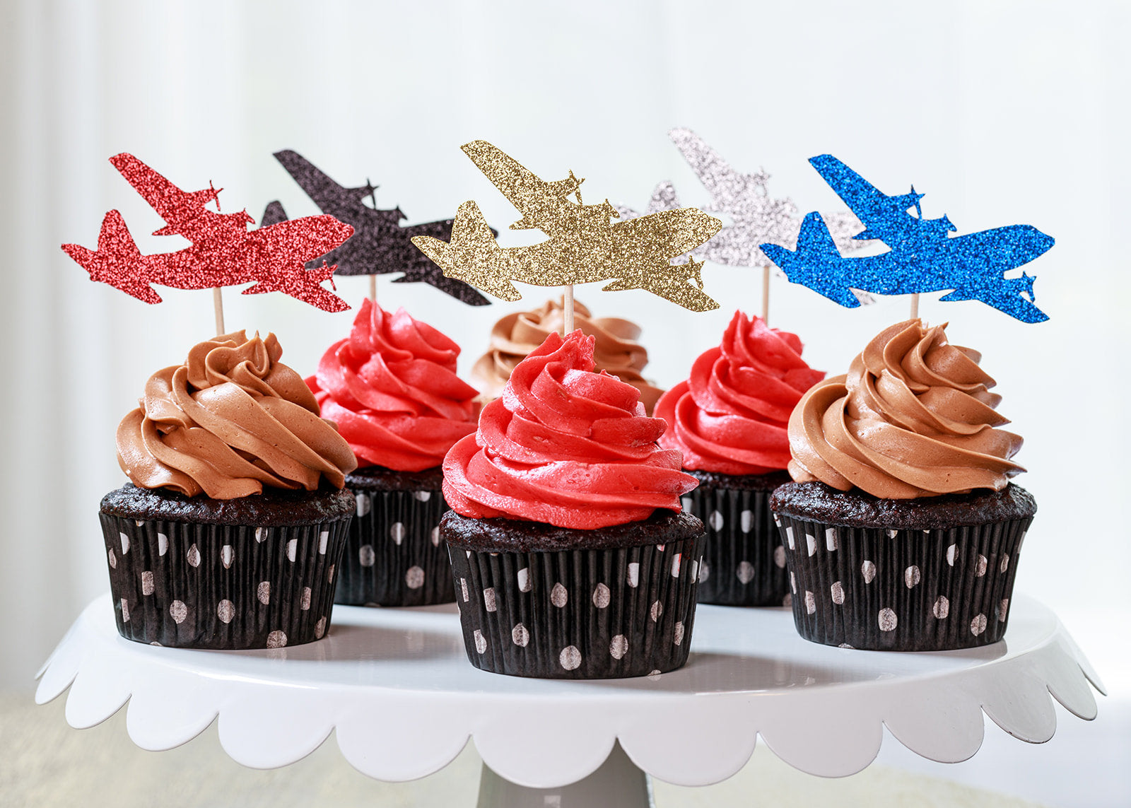 C130 Cupcake Toppers