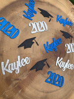 Load image into Gallery viewer, Personalized 2020 Graduation Confetti