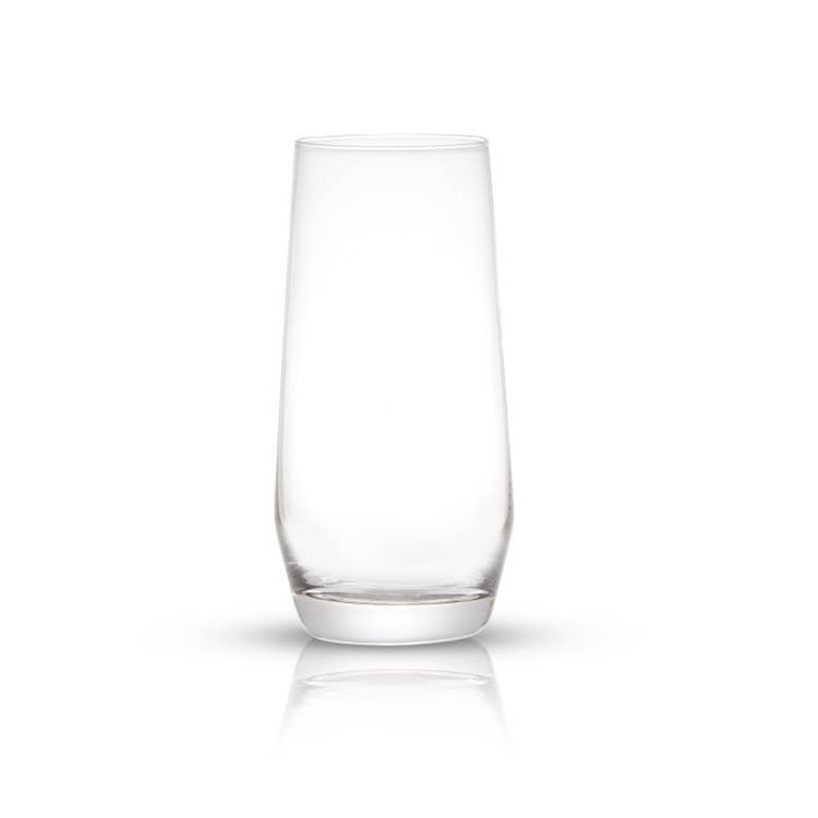 Gwen Highball Glasses S/4 Lead-Free Crystal