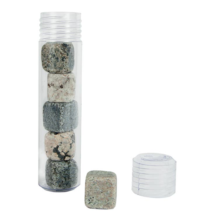 Granite Whiskey Chilling Stones - Square