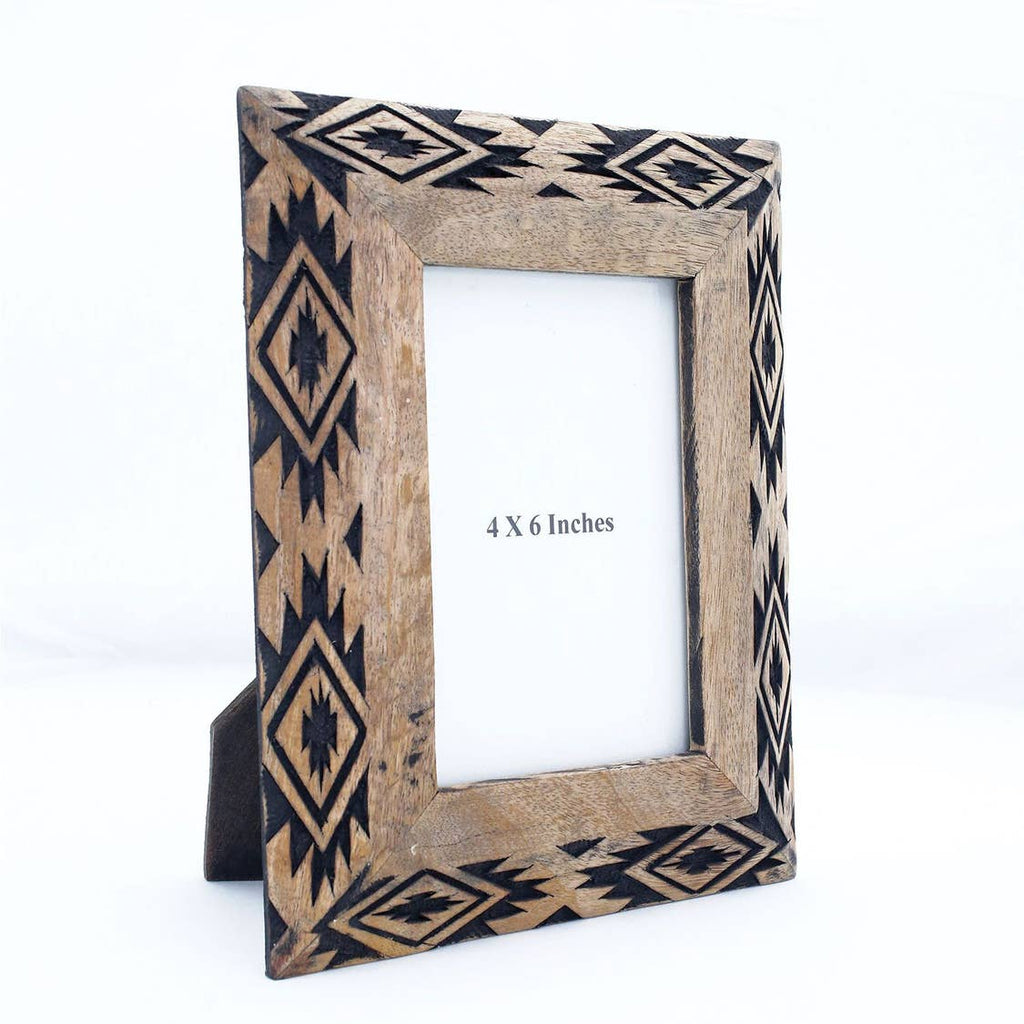 4x6 Southwestern Photo Frame