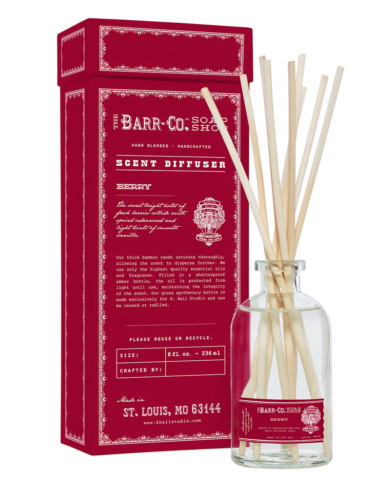 8oz Diffuser Kit - Berry