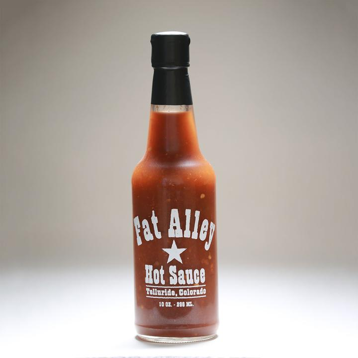 Fat Alley Hot Sauce - 10oz