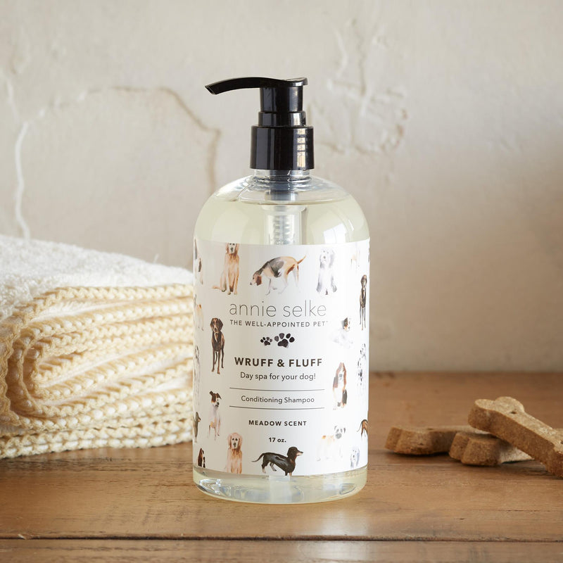 Wruff & Fluff Meadow Conditioning Shampoo by Annie Selke