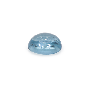 Aquamarin - AA, oval, 11,1x9,15mm, 4,21 cts, Nr. A59002