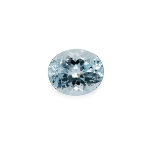 Aquamarin - B+, oval, 12x10 mm, 4,3-4,4 cts, Nr. A82009