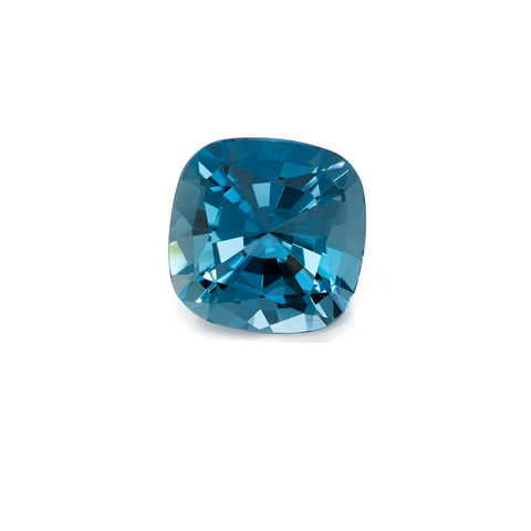 Aquamarin - AAA, cushion, 18x18, 21.98 cts, No. A92003