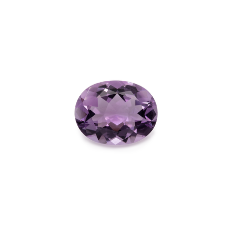 Amethyst - purple, oval, 9x7 mm, 1,4-1,5 cts, No. AMY12001