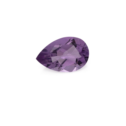 Amethyst - lila, birnform, 9x6 mm, 1,00-1,20 cts, Nr. AMY63001