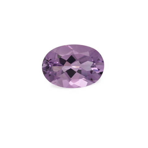 Amethyst - lila, oval, 14x10 mm, 4,92 cts, Nr. AMY71001