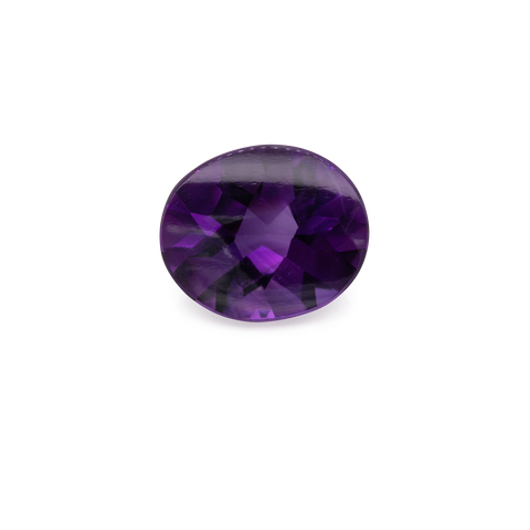 Amethyst - lila, oval, 12x10,1 mm, 3,30-3,60 cts, Nr. AMY78001