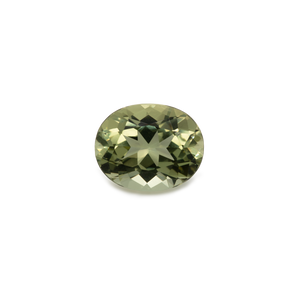 Beryll - gelb, oval, 10x8 mm, 2,41 cts, Nr. BY16001