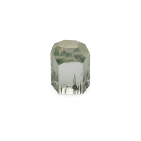 Beryl - green, crystal, 10,6x7,55 mm, 4.18 cts, No. BY23001