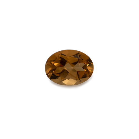 Citrin - gelb, oval, 7x5 mm, 0,7-0,8 cts, Nr. CT15001