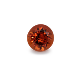 Mandarin Granat - orange, rund, 8,5x8,5 mm, 3,49 cts, Nr. MG99003