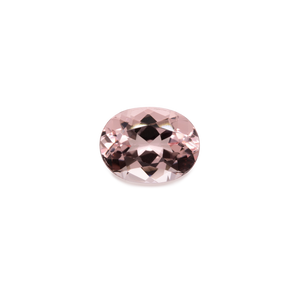 Morganit - rosa, oval, 9x7 mm, 1,70-1,79 cts, Nr. MO18002