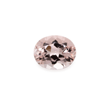 Morganit - rosa, oval, 11x9 mm, 3,23 cts, Nr. MO27001