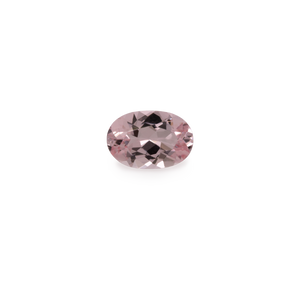 Morganit - rosa, oval, 6x4 mm, 0,35-0,4 cts, Nr. MO60001