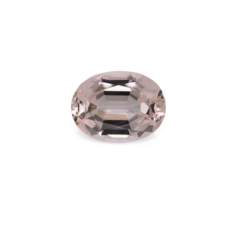 Morganite - pink, oval, 21x16 mm, 19.93 cts, No. MO90003