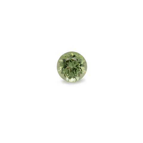 Peridot - green, round, 6.5x6.5 mm, 0.9-1.1 cts, No. PR20001