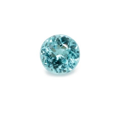 Paraiba Tourmaline - blue, round, 4.3x4.3 mm, 0,27 cts, No. PT16002