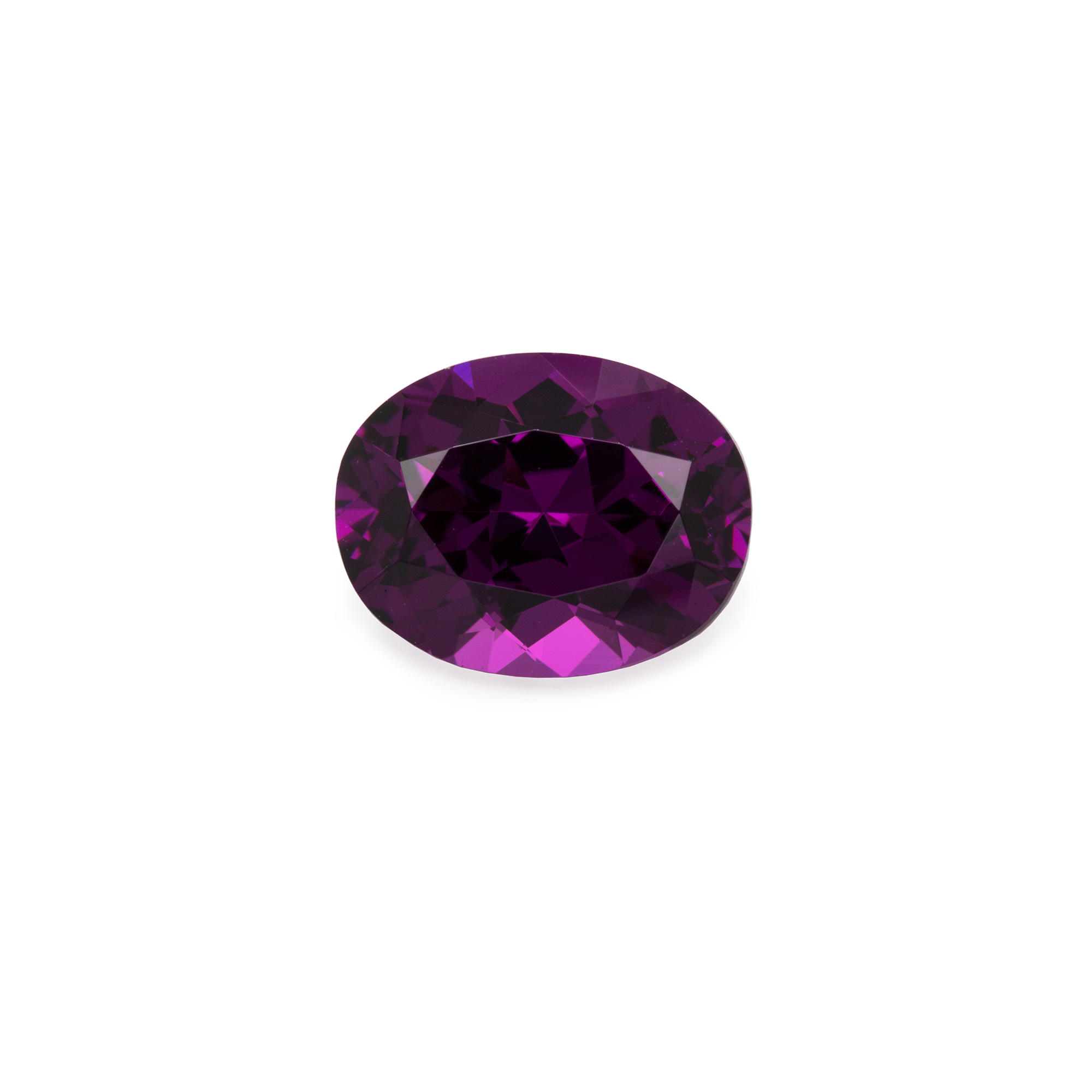 Royal Purple Garnet - lila, oval, 9x7 mm, 2,49 cts, Nr. RP17001
