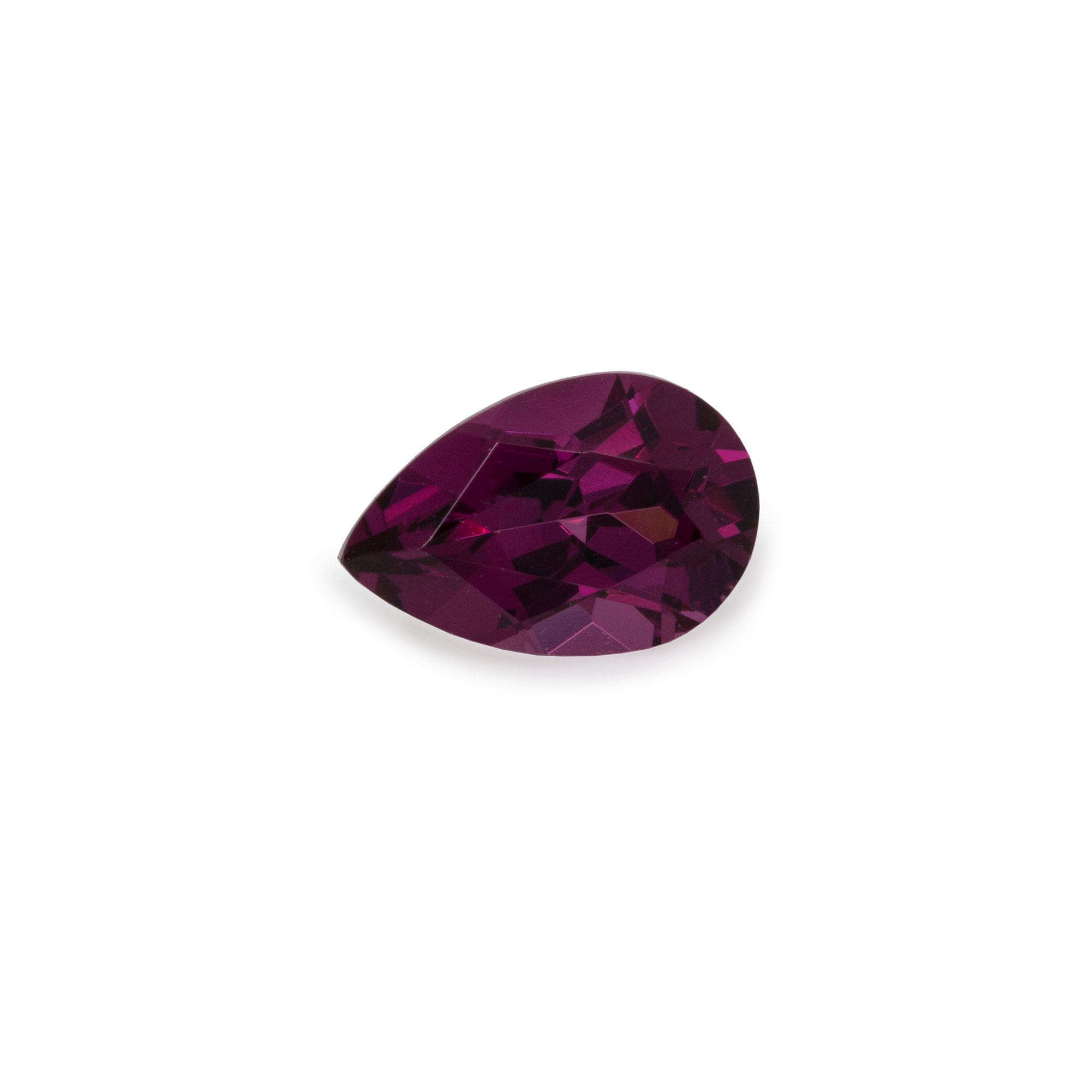 Royal Purple Garnet - lila, birnform, 6x4 mm, 0,46-0,54 cts, Nr. RP19001