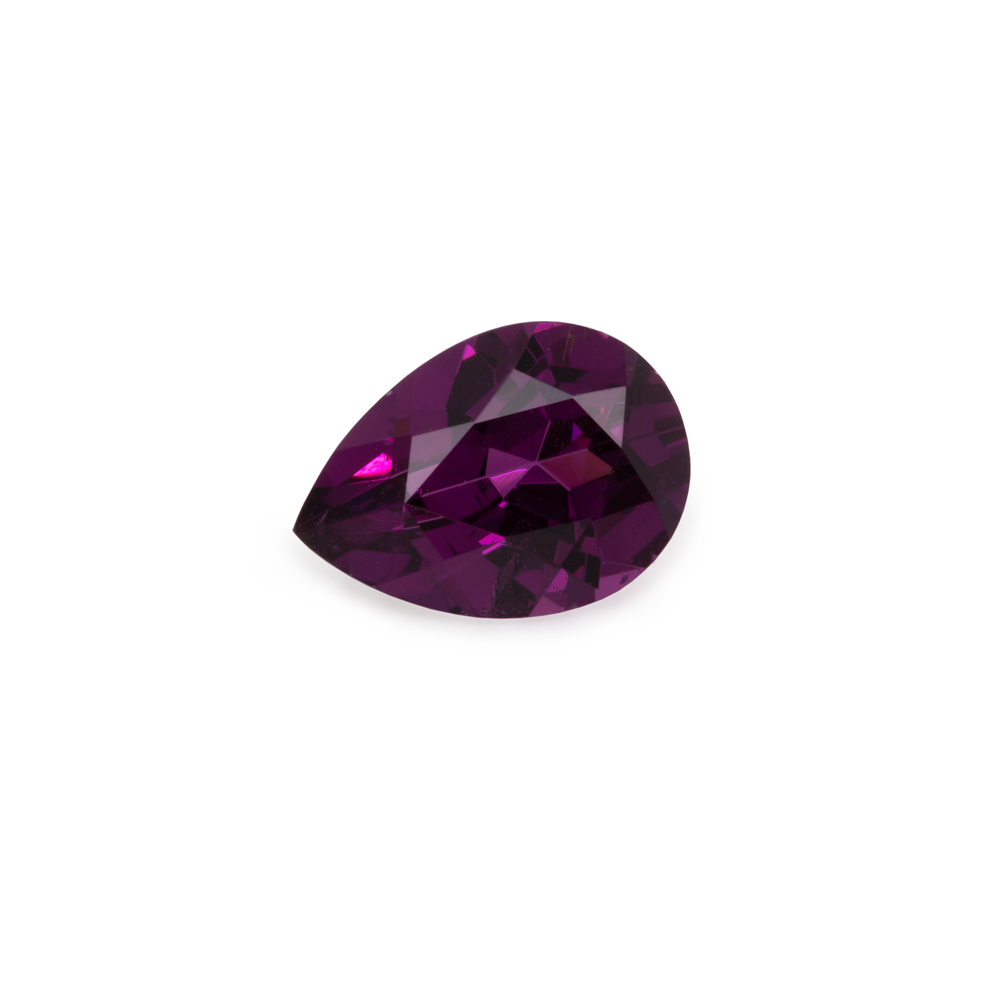 Royal Purple Garnet - lila, birnform, 7x5 mm, 0,68-0,87 cts, Nr. RP22001