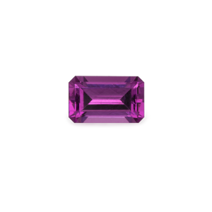 Royal Purple Garnet - lila, achteck, 5x3 mm, 0,36 cts, Nr. RP55001